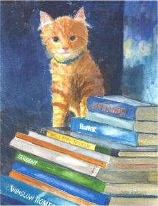 The Art Kitten