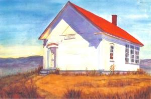 Vermont School House