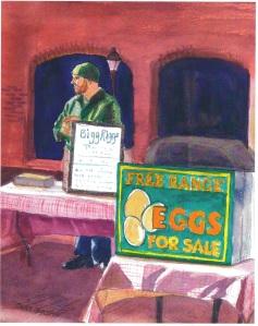Bigg Riggs at the Alexandria Farmers Market